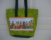 Green Strawberry Bag. Free shipping