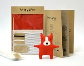 Make Your Own Petty-Pet Puppy Sewing Kit