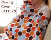 Ruffled Nursing Cover Up Pattern