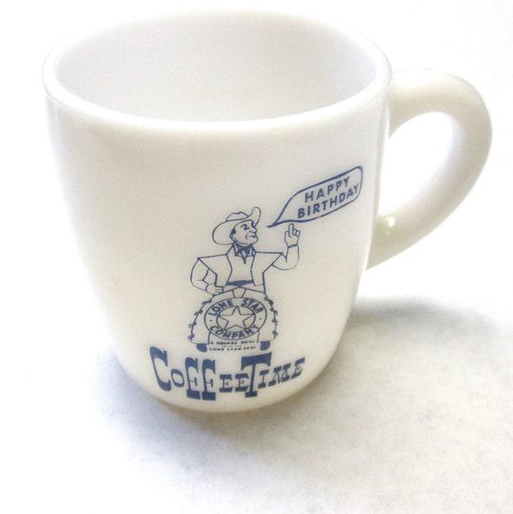 Birthday Coffee Cup Tea Mug