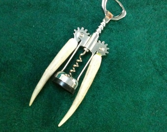 Antler Handled Corkscrew
