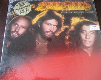 Vintage Bee Gees Spirits Having Flown LP Album