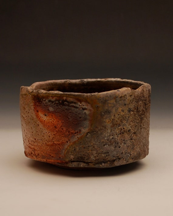 Ember Buried Tea Bowl