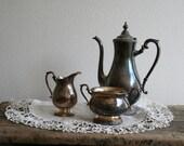 vintage Teapot set