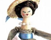 Jane Austen - Sachet Doll
