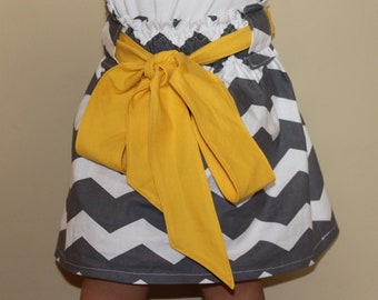 Sailor vest - free knitting pattern - Pickles