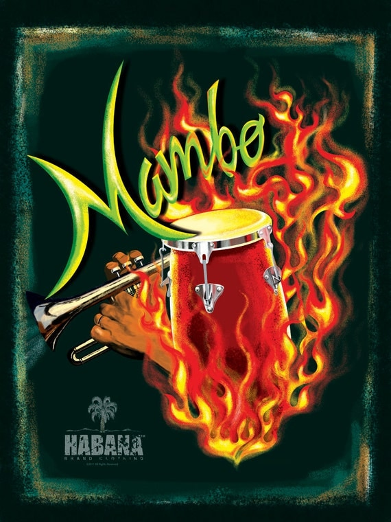 Music & Movie Posters: https://www.etsy.com/listing/68405568/mambo-poster