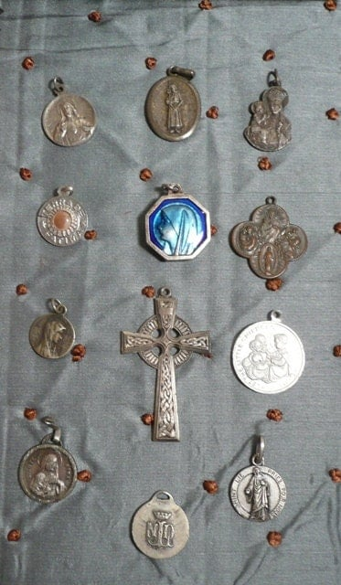 Aliexpress Com Buy Catholic Religious Vintage Antique Bronze