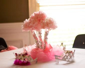 Barn Wedding Favors/ Wedding Favors/ Centerpiece/ Shower Favor/ Baby Shower/ Barn Wedding/ Birthday Favors/ Custom 20 pcs. tissue pom poms