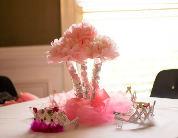 Centerpiece, Wedding, shower/birthday favors- 100 Tubes Favor Pom Tubes - FREE Confetti! - Can double as your table centerpiece