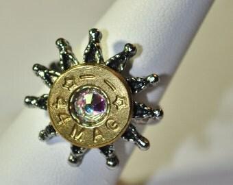 Snappy Bullet Ring