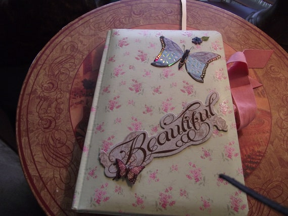 JOURNAL  Withe  Roses