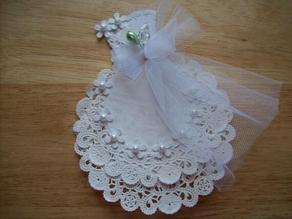 Libro blanco servilleta boda vestido adorno por ljbminis2021 for How to dress a wedding table