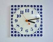 Vintage German Wall Clock