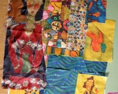 Tré Lilli scrap bag - Imagery