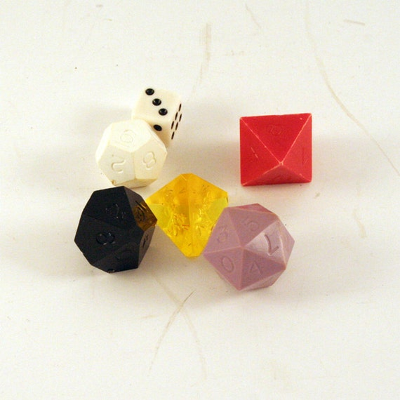 Cool Multi-Sided Dice