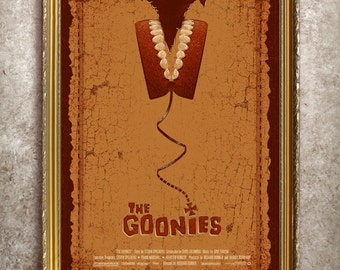 The Goonies 27x40 (Theatrical Size) Movie Poster