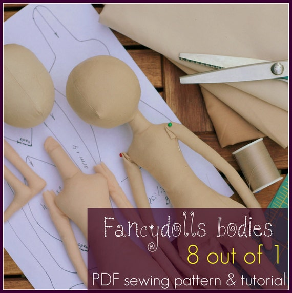 how to sew doll clothes with a sewing machine