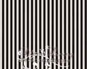 NEW ITEM 8' x 10' Photography Backdrop Black & White Striped heavyweight matte vinyl