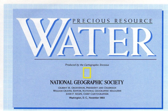 Water a natural resource essay