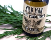 Wild Man Beard Conditioner - The Original - 50ml // 1.69oz