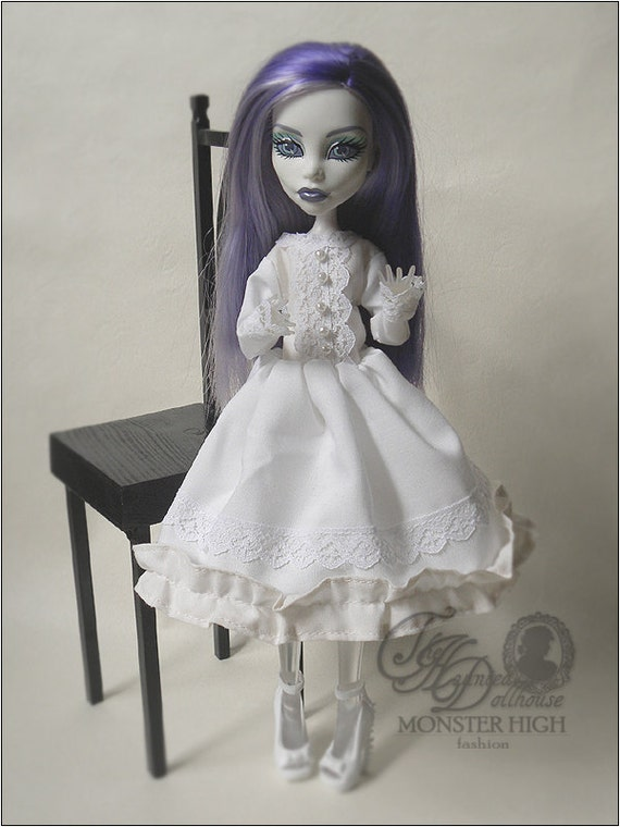 Monster High Custom Outfit - Dress