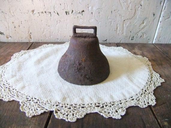 Antique Primitive Bell