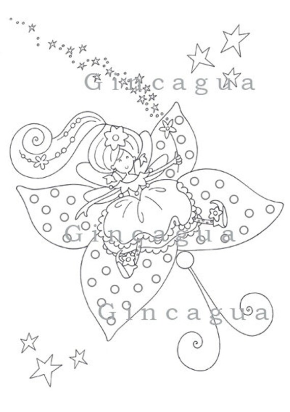 printable coloring page flying fairy butterfly. Black Bedroom Furniture Sets. Home Design Ideas