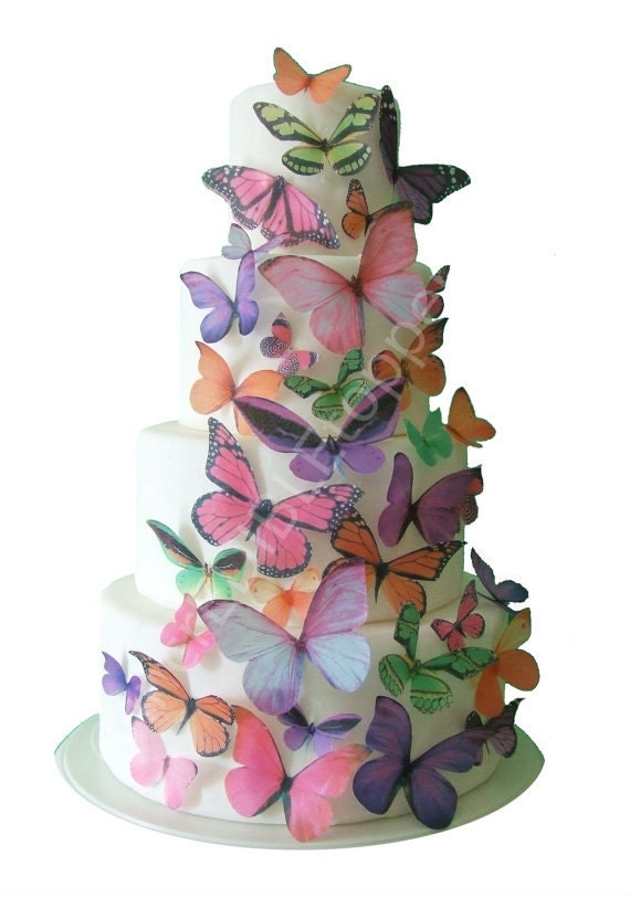 Edible Cake Decorations Woolworths : Wedding Cake Topper THE KAITLYN Edible by incrEDIBLEtoppers