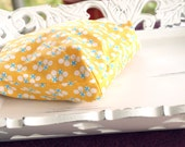 Wedding Clutch, Wedding Pouch, Bridesmaid gift, makeup pouch, toiletry bag, Accessory Pouch