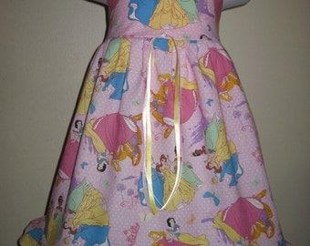 Boutique NEW DISNEY PRINCESS Girls Birthday Dress 6m 12m 18m 24m 2t 3t 4t 5t 6yr - SarahsRainbow