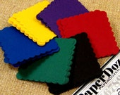 Pick your Shape Die Cut / Darks / Scapbooking Embellishments / Gift Wrap / Party Decoration / DIY Garlands, DIY Cupcake Toppers