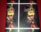 Vlad the Impaler/Vlad Dracula wrapping paper/giftwrap