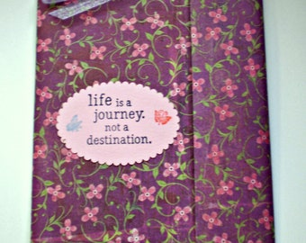 Journal - Life is a Journey