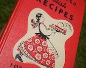 Vintage CookBook Treasured Polish Recipes For Americans
