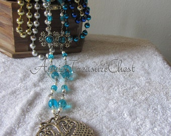 Caribbean Clear Waters Necklace