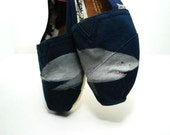 Shark & Narwhal Custom TOMS