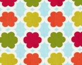 25005 Dena Designs Kumari Garden Holiday  Collection Tarika in Ice color- 1 yard