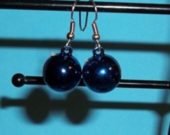 Christmas Mini Ornaments Blue