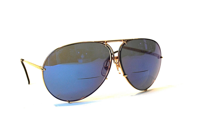Vintage Porsche Carrera Sunglasses 5621 Made in Austria