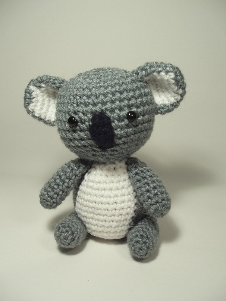 Crochet Pattern Koala Bear : Unavailable Listing on Etsy