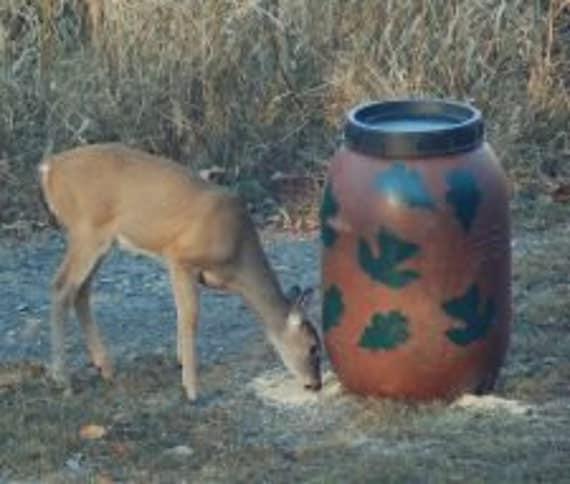 Aunt Molly S Gravity Deer Feeder Also Turkey Amp Hog
