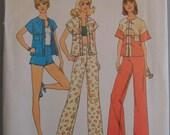 Vintage OOP Simplicity Womens Sewing Pattern 6943 size 10 Uncut