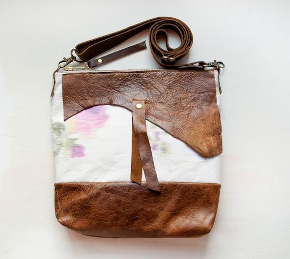 S A M P L E SALE. Western Floral Shoulder Bag. Ready to ship.