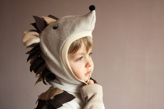 Fairy Tale Hedgehog Hat, Halloween Outfit, tbteam