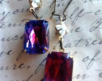 Earrings for Women, Swarovski Earrings, Crystal Earrings, Unique Earrings