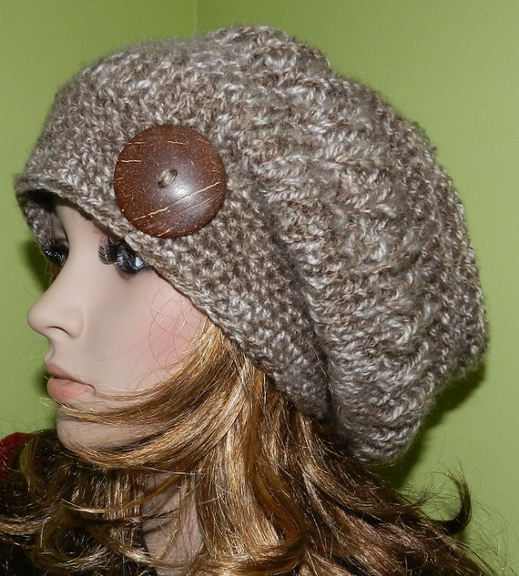 Custom Listing For Bianca Slouchy Hat