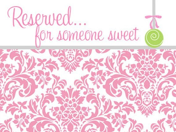 Reserved Listing for Michelle Cole