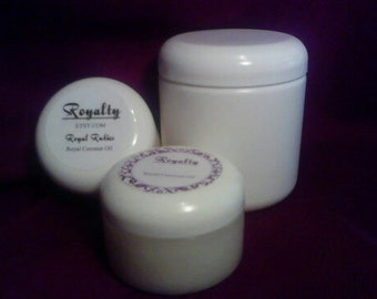 Royal Lime Coconut Oil