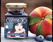 Peach Brandy Blueberry